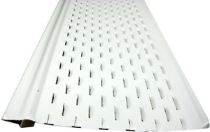 Leaf Shelter. The best in gutter protection. Prevents leaves, pine needles, seeds and debris from clogging your gutters. 5